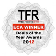 "RBSAS ganador del Premio ""Deal of the year 2012"" (Febrero de 2013)"